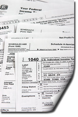 Tax Preparation & Electronic Filing